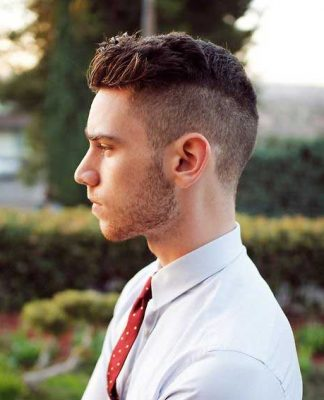 Very Short Under Haircuts for Men
