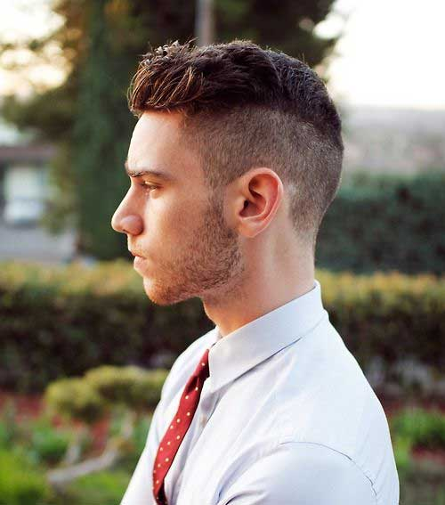 very short mens hairstyles : Very Short Haircuts for Men Mens Hairstyles 2016