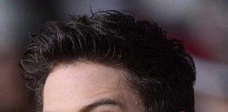 Wavy Dark Hair Guy