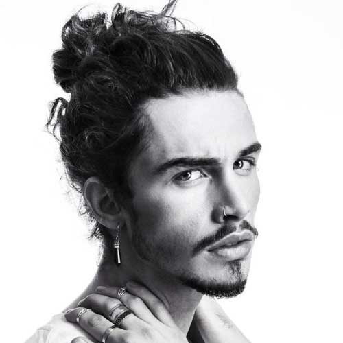 Messy Hairstyles Men-10