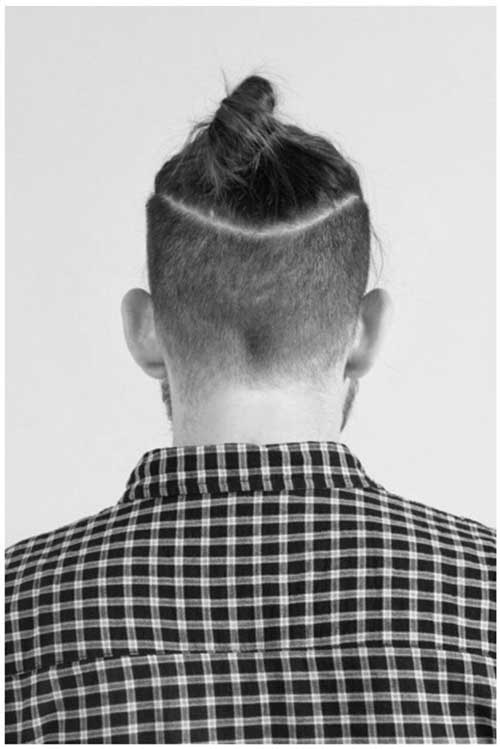 Mens Ponytail Hairstyles-12