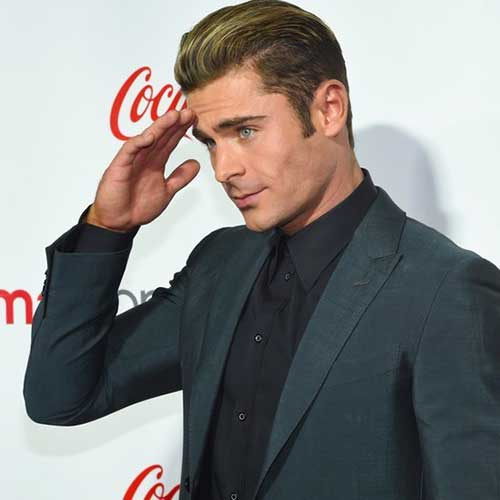 Zac Efron Hairstyle-12