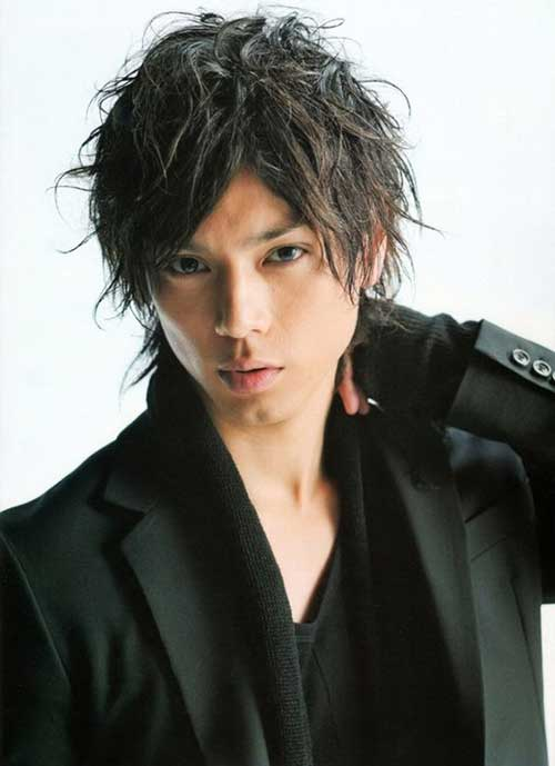 Japanese Men Hairstyles-13
