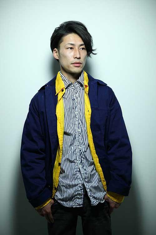 Japanese Men Hairstyles-14