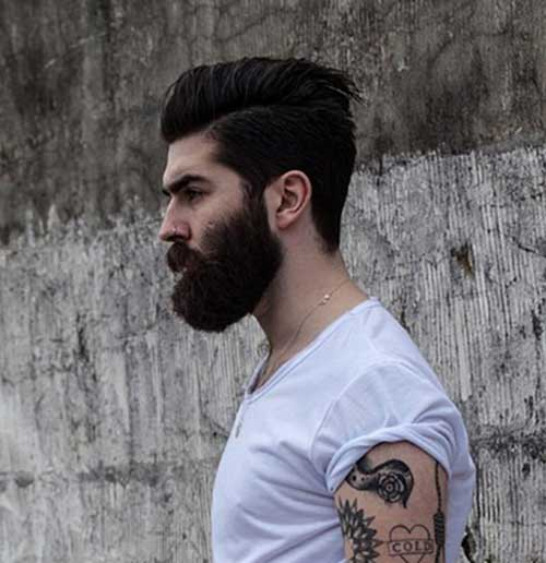 Medium Hairstyles Men-17