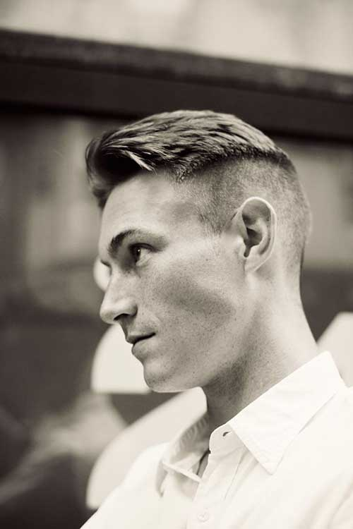 Men Short Hairstyles-17