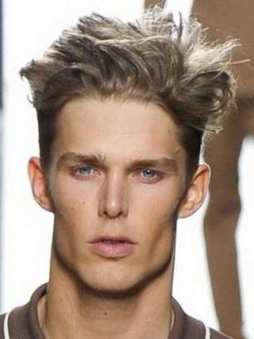 Medium Hairstyles Men-19
