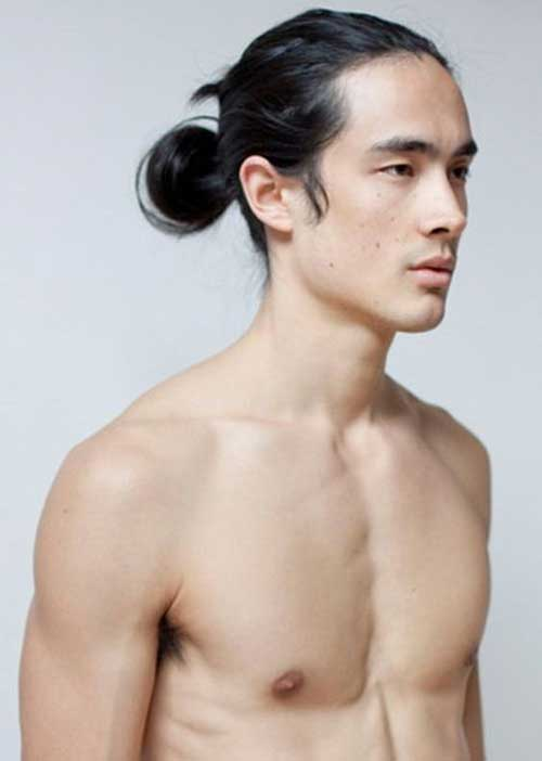Would love asian hair long man style