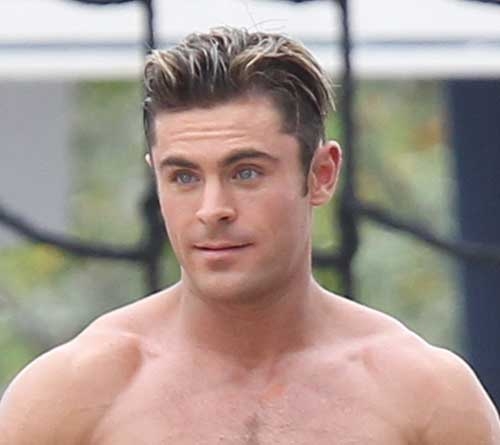 Best Zac Efron Hairstyle Pics Mens Hairstyles 2018