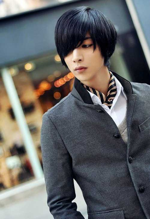 Japanese Men Hairstyles-7