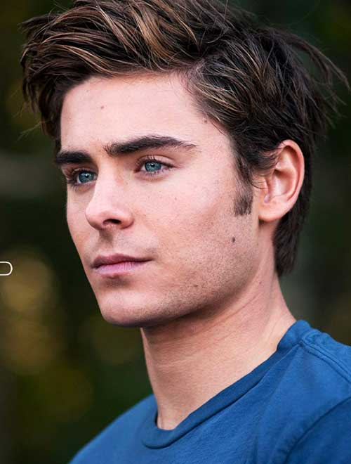 Zac Efron Hairstyle-7