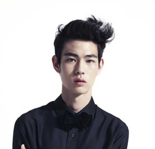 Asian Mens Hairstyles-8