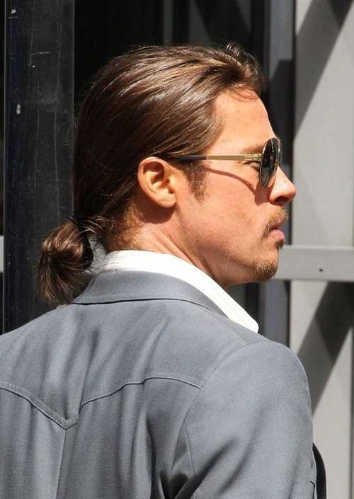 Mens Ponytail Hairstyles-9