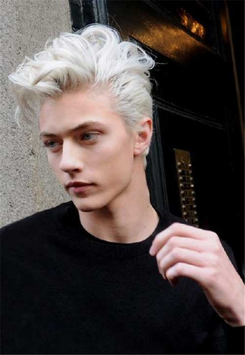 Blonde Hair Guy