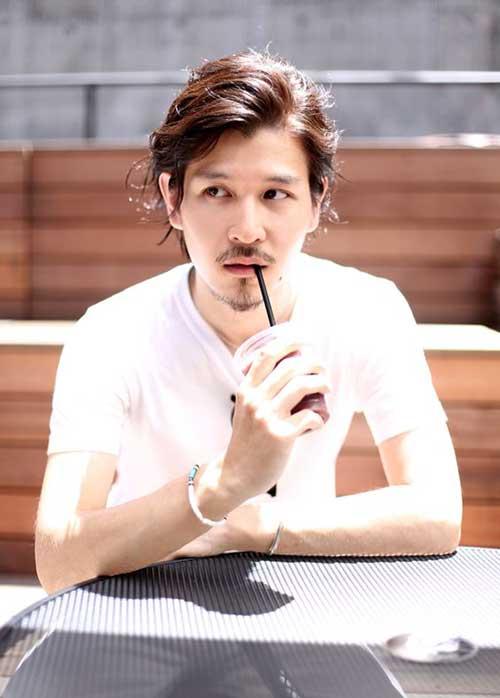Japanese Men Hair Style