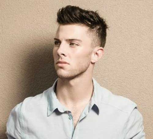 20 Men Short Hairstyles