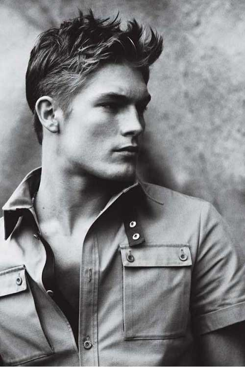 Short Mens Hairstyles