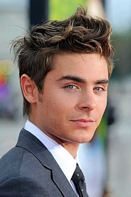 Best Zac Efron Hairsty...