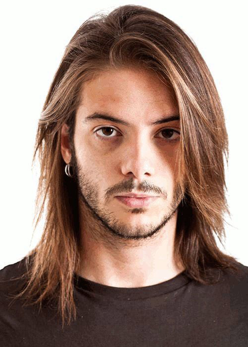 Men with Long Hair-10