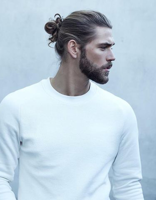 Men with Long Hair-12