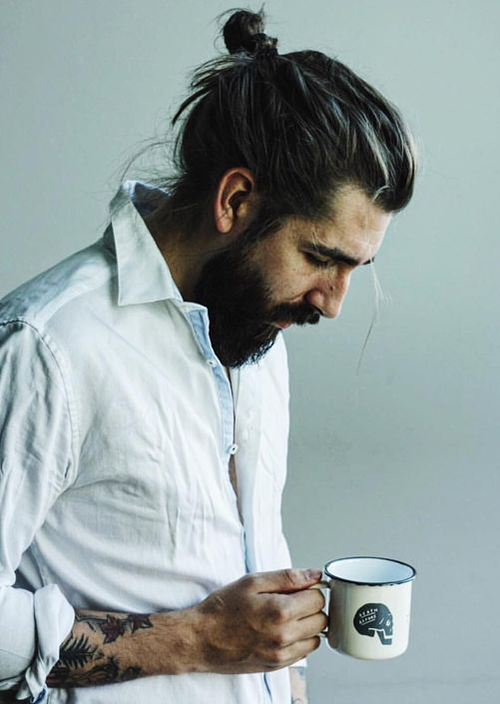 Men with Long Hair-13
