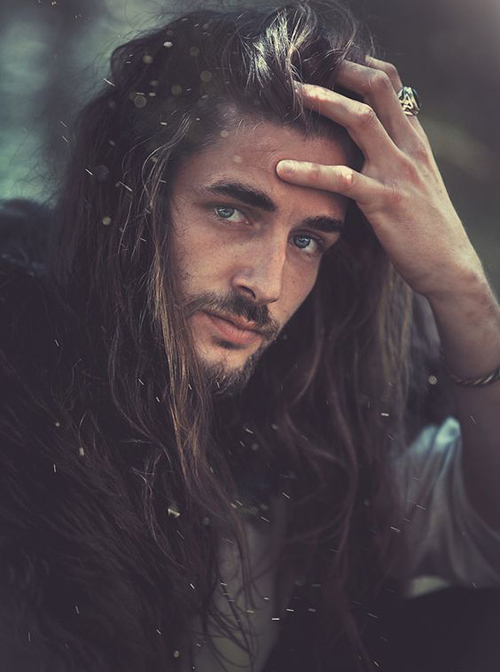 Men with Long Hair-20
