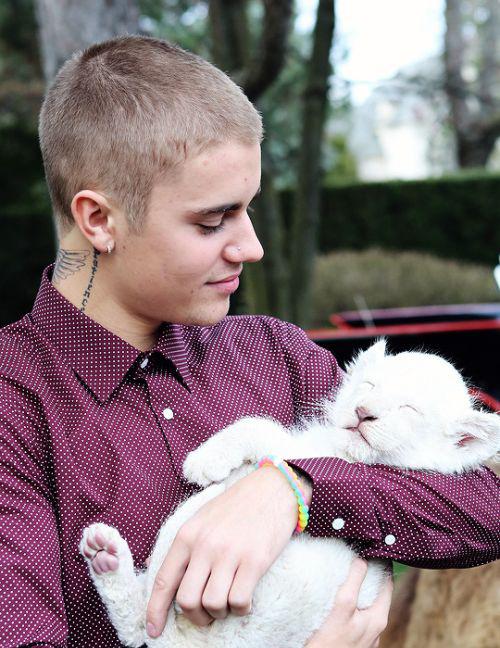 Justin Bieber Short Hair
