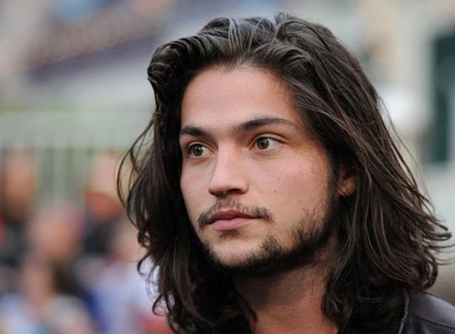 20 Cool Men with Long Hair Mens Hairstyles 2016