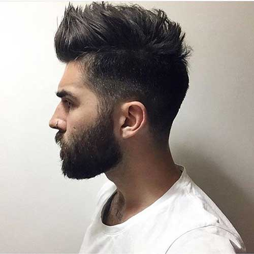 Mens Hairstyles Photo Gallery Of Medium Length Hairstyles