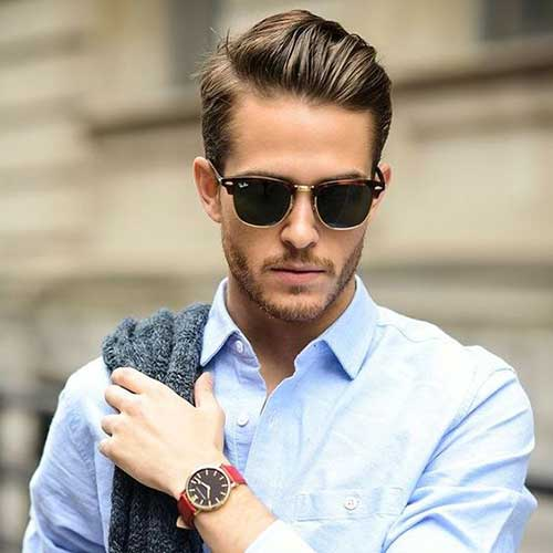 Mens Hairstyle 2016