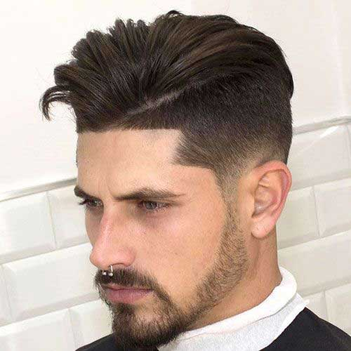 Mens Undercut Haircut Ideas