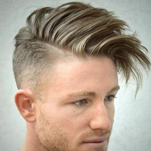 Hairstyles for Men with Thin Hair-11