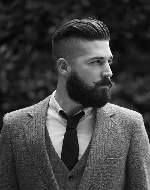 Hairstyles for Men with Thin Hair-13