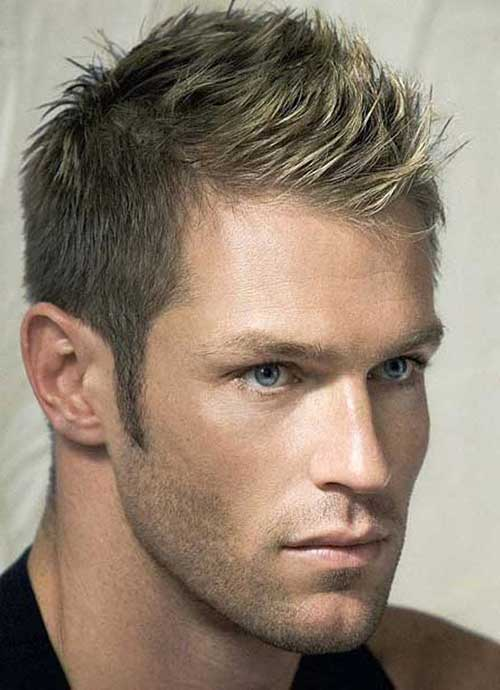 15 Short Hairstyle for Men