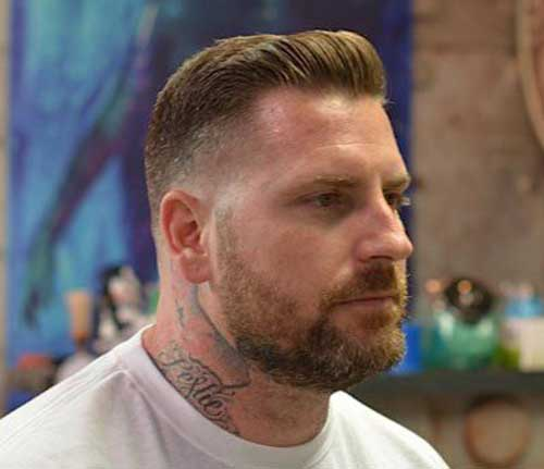 Short Hairstyle for Men-16