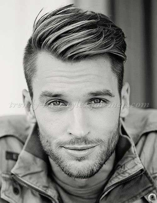Trendy Mens Haircuts 2016-17