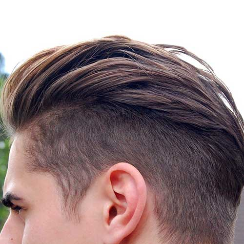 Trendy Mens Haircuts 2016-18