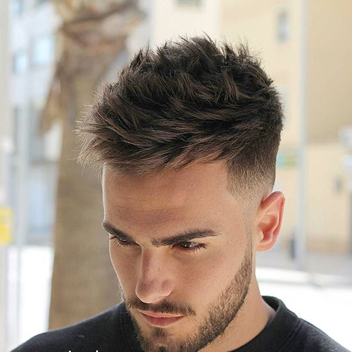 25+ Cool Hairstyle Ideas for Men  Mens Hairstyles 2017