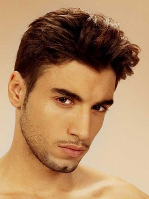 2015 Trendy Men Haircuts Ideas