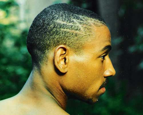 African American Male Buzzed Cut Hairstyles