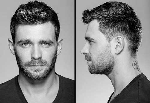 American Crew Haircut Ideas for Men