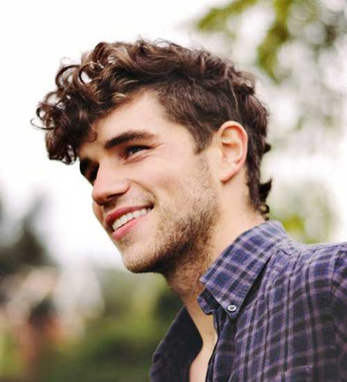 Best Curly Men Hairstyles