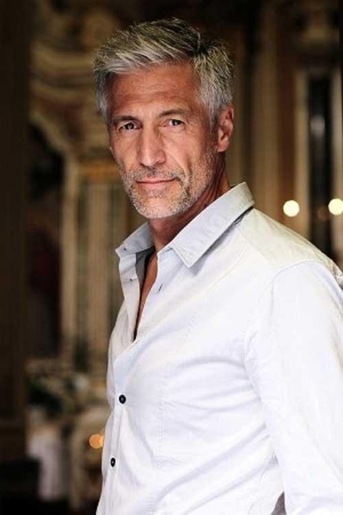 Best Older Men Haircuts Idea