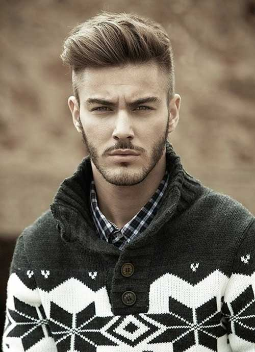 Best Pompadour Men Haircuts