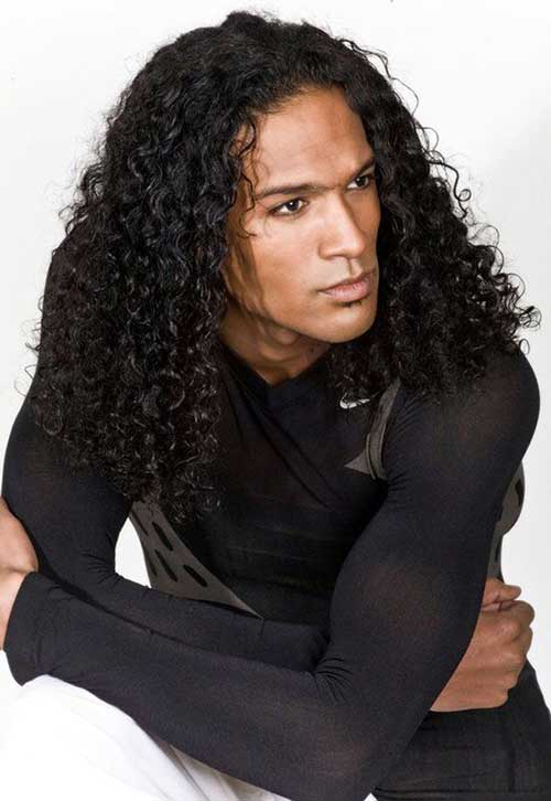 Black Men Long Hairstyles