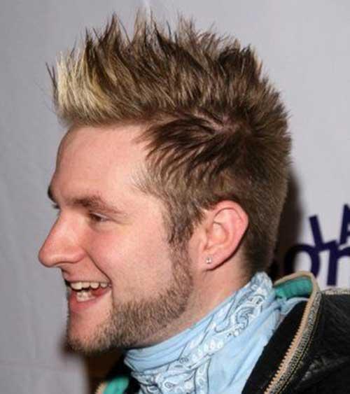 Blonde Hair Colours Ideas for Men
