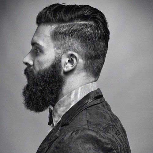 Classy Rockabilly Hairstyles for Men