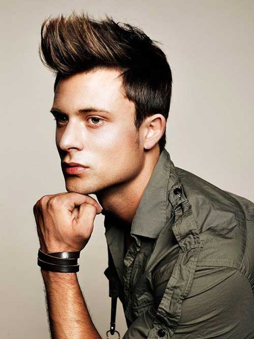 Best Cool Hair Color for Guys 2015