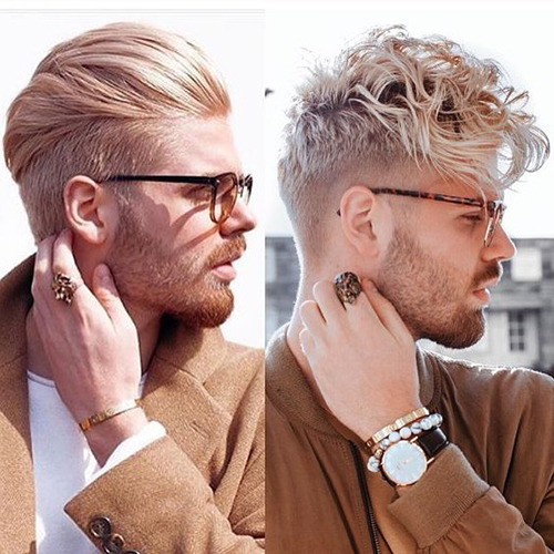 25+ Cool Hairstyle Ideas for Men