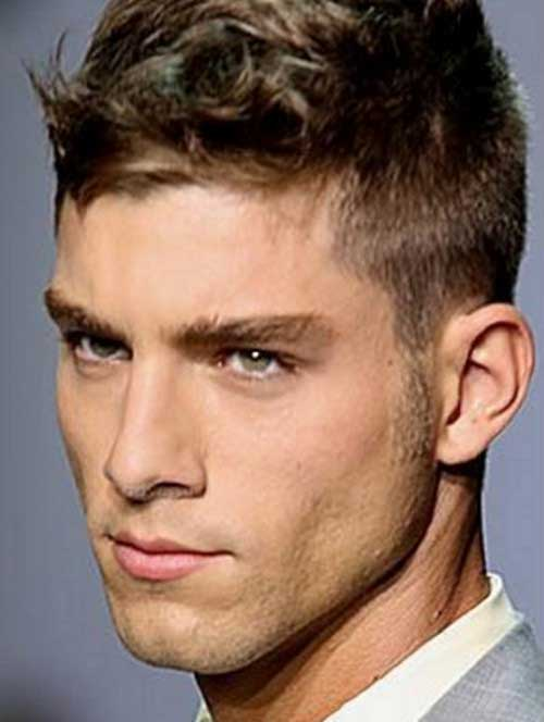 Cool Razor Haircuts Ideas for Men